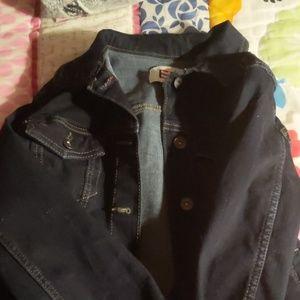 Ellen jeans jacket